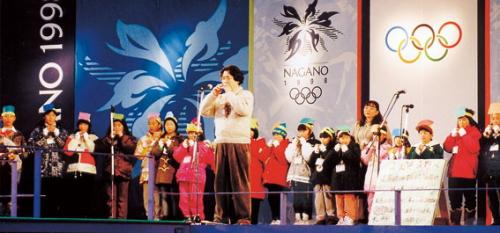 コカリナ長野オリンピック